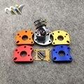 Для скутеров Honda DIO50 ZX DIO 50 AF34 AF35/38, Универсальный алюминиевый переходник для впускного коллектора карбюратора
