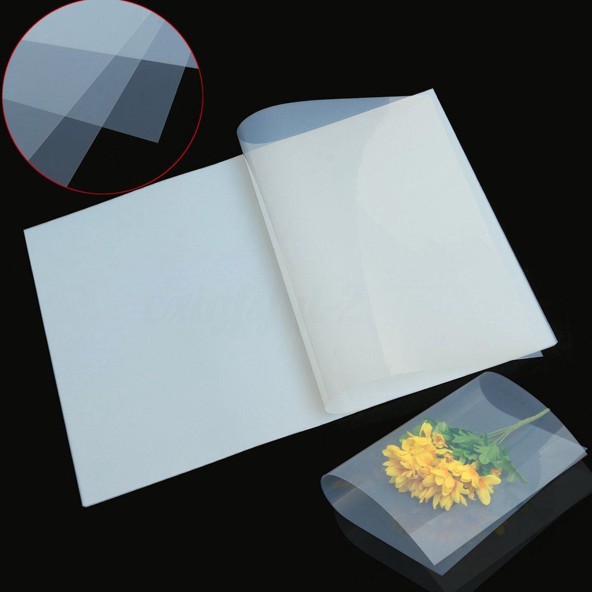 все цены на 10pcs Sheet A3 Screen Printing Transparency Inkjet Film Paper Exposure Positive онлайн