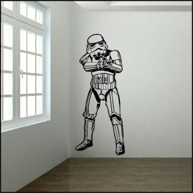 Charming ... Life Size Athlete Wall Stickers Nice Ideas Part 13