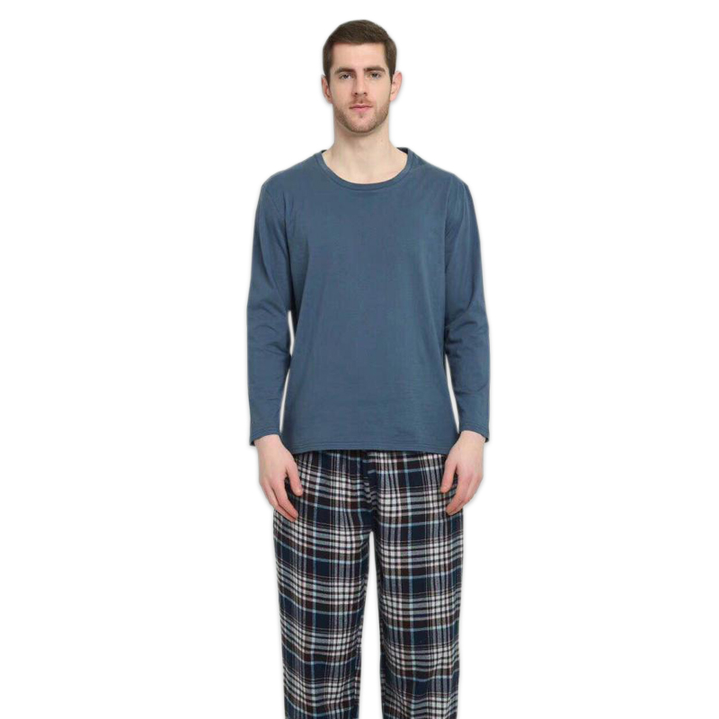 d7c0c73229 ... long sleeve men pajamas sets pajamas night wear sexy plaid trousers  casual sleepwear pajamas hombres men pajamas big size. Sold Out. Previous