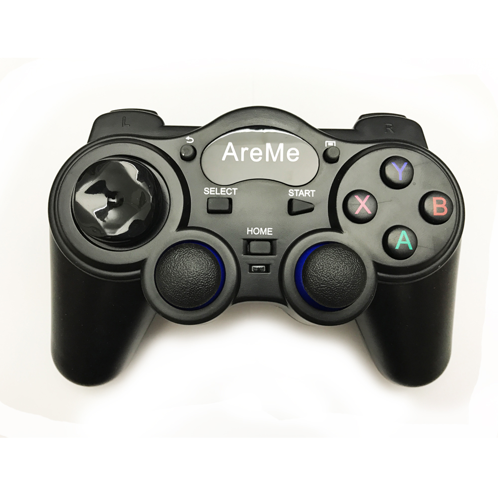2 4G Wireless Game Controller Gamepad Joystick With USB font b Receiver b font for Android
