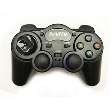 2.4G Wireless Game Controller Gamepad Joystick With USB Receiver for Android TV Box Tablets PC