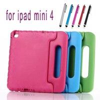 Portable High Quality EVA Kids Friendly Soft Thick Foam Shock Proof Case For IPad Mini 4