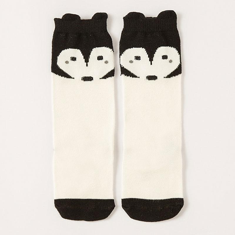 045dd6fc2 Free Shipping 0 6 Years Korean Winter Long Kids Knee High Socks For Girls  Cute Cotton Children Socks Boys Animal Fox Socks-in Socks from Mother   Kids  on ...