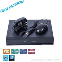 XMEye XM Full HD 1080P CCTV NVR 4CH 8CH NVR For IP Camera ONVIF H 264