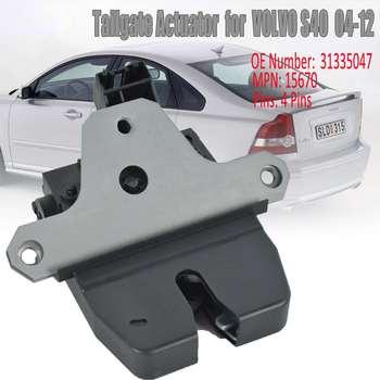 Nowy bagażnik tylny bagażnik Bootlid klapa bagażnika pokrywa siłownik zamka tylnej klapy Actuactor dla Volvo S40 II V50 04-12 31335047