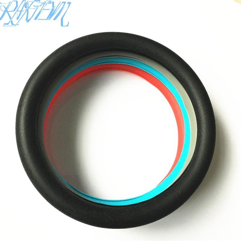 Soft Silicone Steering Wheel Cover Skidproof Odorless Eco Friendly For Ssangyong Tivoli XLV Kyron Actyon Korando Rexton Rodius(China)
