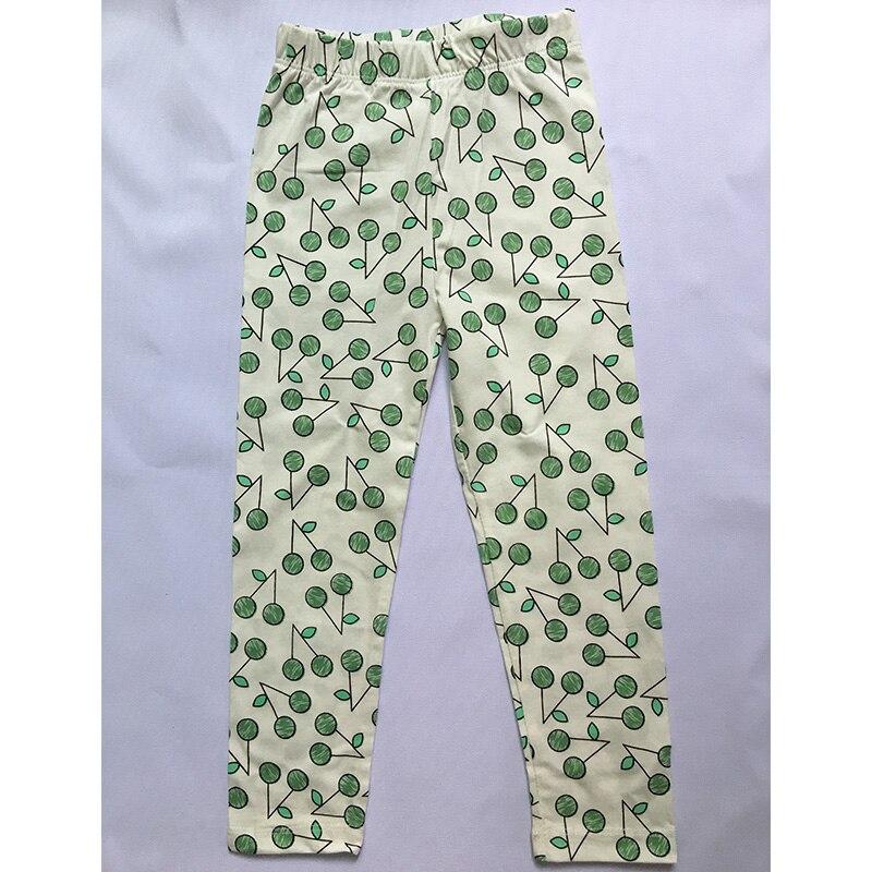2 stuks meisjes leggings / lot herfst lente zomer zacht katoen modal - Kinderkleding - Foto 6