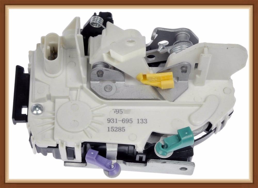 для джип Крайслер OEM 07-16 Вранглер передний правый дверные замки Привод двигателя 04589584AL для Дорман 931-695