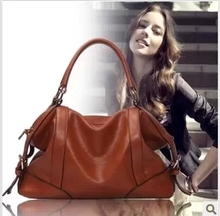 Women's handbag vintage cowhide handbag one shoulder cross-body fashion women's handbag L22-109