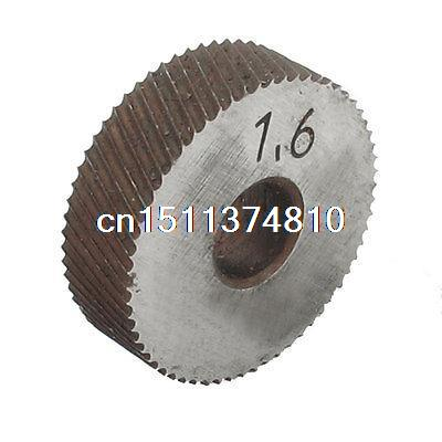 26mm x 1.6mm HSS Single Diagonal Knurl Wheel Knurling Roller Tool