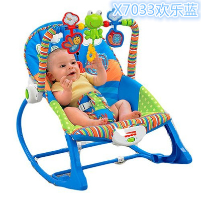 Sleeping Artifact Baby Rocking Chair Recliner Swing Comfort Chair Baby Cradle Bed Chair Vibration Child Baby Shake Vibration