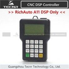 RichAuto A11 DSP sterownik CNC A11S A11E tylko klawiatura panelu DSP zdalnego TECNR