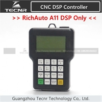 RichAuto A11 DSP CNC controller A11S A11E only DSP panel KEYPAD remote TECNR