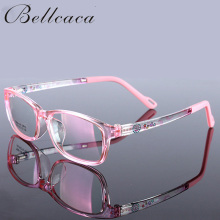 Детские оптические очки, оправа для детей, близорукость, компьютер, студенческие очки для глаз, TR90, оправа для очков для мальчиков и девочек, прозрачные линзы, BC169