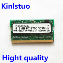 Micro Dimm 512 MINI memory DDR TF R2 / R3 / T2 / Y2 / W2 Lifebook P7000, P7000D, P7010, P7010D special(China)
