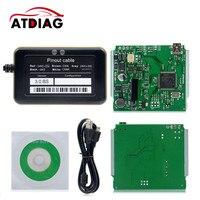 Truck AdblueOBD2 Emulator 8 In 1 With Nox Sensor 8 In1 Truck AdblueOBD2 Emulator For Mercedes