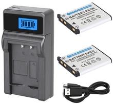 Аккумулятор (2 шт. в упаковке) + зарядное устройство для Casio, Электронная фотовспышка, цифровой фотоаппарат
