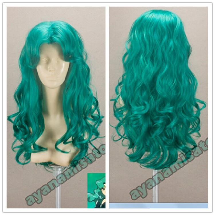 Aliexpress.com : Buy Sailor Moon Kaiou Michiru Wigs Sailor