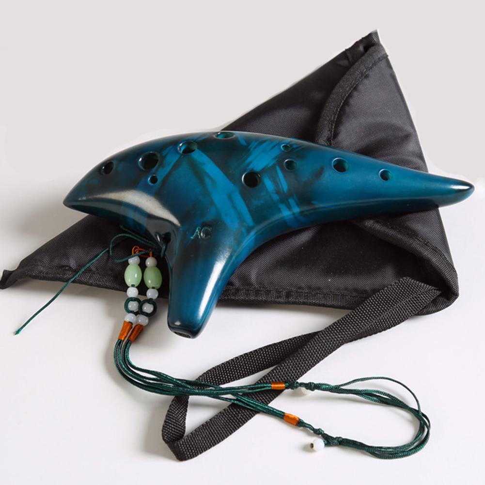 Smoldering Professional Ocarina
