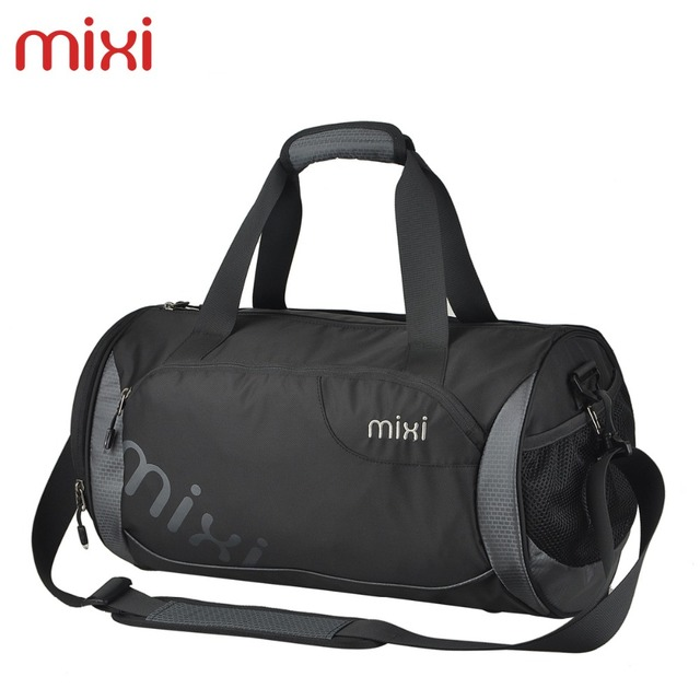 7133c40b4d Mixi High Quality Men Travel Bag Waterproof Fashion Male Handbag Sport Mens  Shoulder Bag Brands Men Messenger Duffel Bag
