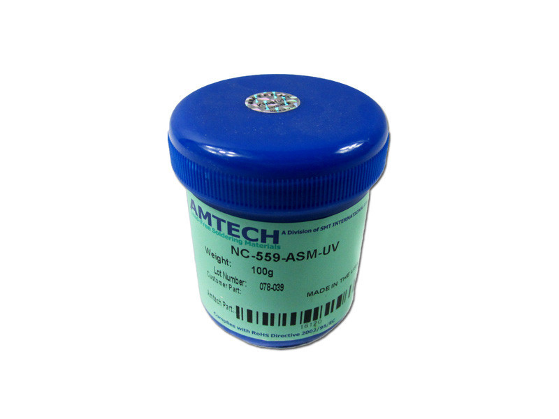 AMTECH NC-559-ASM solder paste , soldering flux high quality amtech nc 559 asm uv tpf no clean pcb smd bga soldering paste solder lead free flux bga reballing soldering