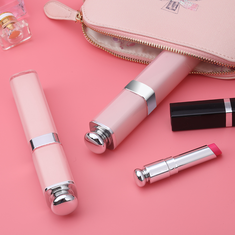 Fashion Lipstick Nude Design Bluetooth Wireless Selfie Stick For IPhon