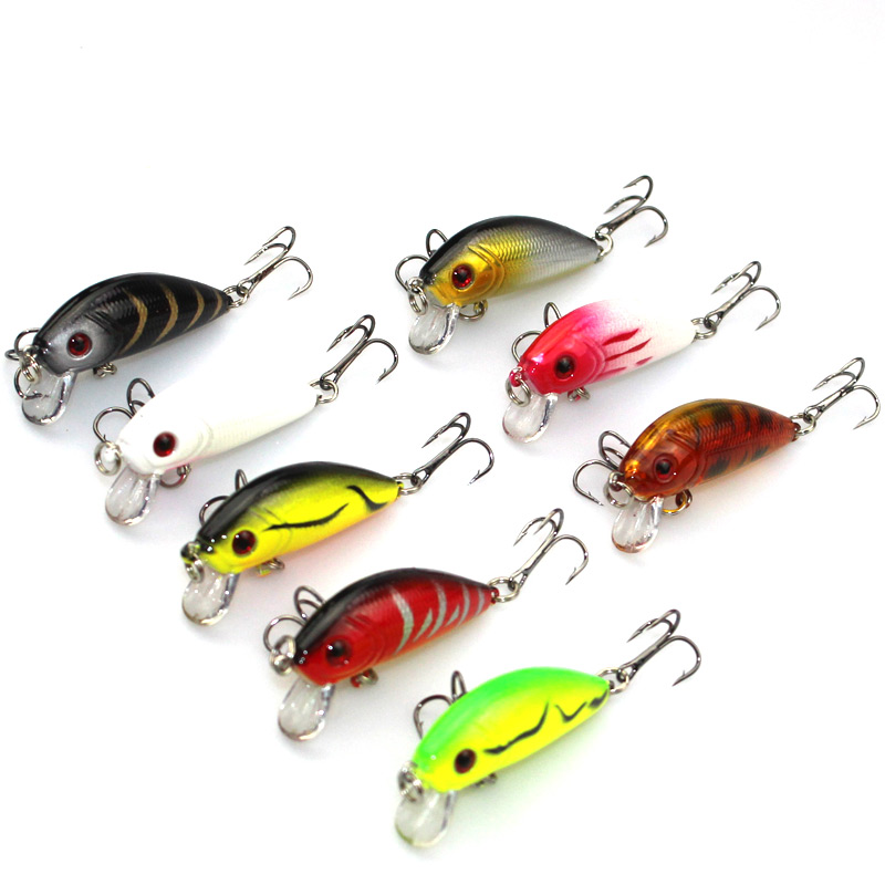 popular swimming minnow lure-buy cheap swimming minnow lure lots, Hard Baits