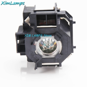 Image 5 - V13H010L41 Projector Lamp with Housing For Epson PowerLite S5 / S6 / 77C / 78, EMP S5, EMP X5, H283A, HC700