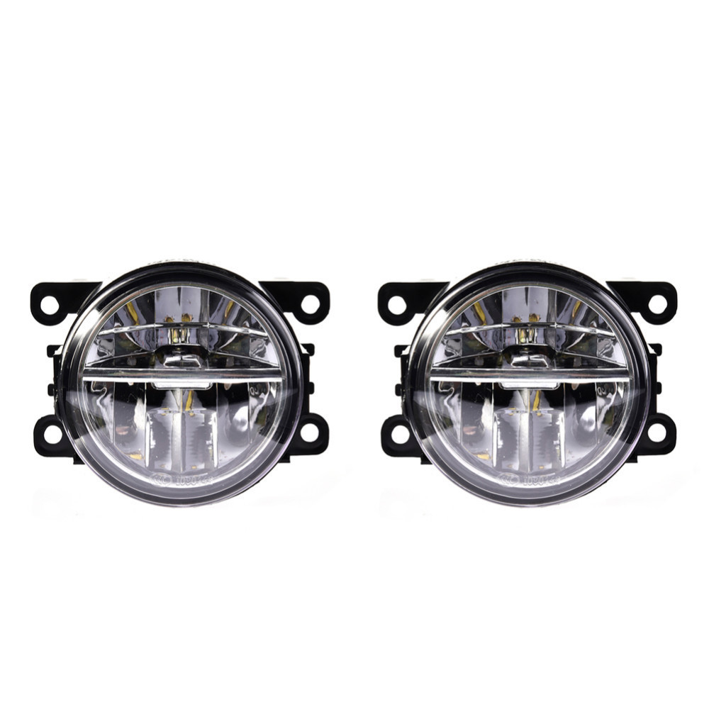 Seat Ibiza MK4 55w ICE Blue Xenon HID Front Fog Light Bulbs Pair