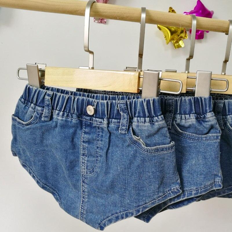 2018 Hot pants jean shorts meisjes versie van de zomer kinderkleding - Kinderkleding - Foto 3