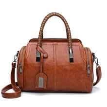 New fashionable single shoulder slanting bag, all-round PU soft leather shopping handbag in 2019