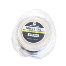 1 шт. 3/4*3 ярд ультра удерживает двусторонний скотч клейкая лента для наращивания ленты/парик/парики шнурка