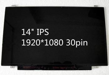 14'' Laptop lcd screen for Lenovo T420 T430 B140HAN01.1 B140HAN01.2 B140HAN01.3 IPS 1920x1080 HD Laptop LCD Screen