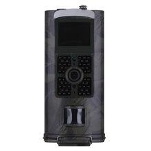 Фотоловушка для фотоохоты светодиодсветодиодный камера ночного