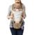 Nueva Caliente 6-36 meses Infantiles Transpirable Porta Bebé Wrap Sling Tirantes Asiento Cintura Heces Frontal Frente a la Porta Bebé 100%