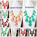 Free Shipping Statement Chunky Hot Sale High Quality Wholesale Price Big Bubble More Colors Necklace