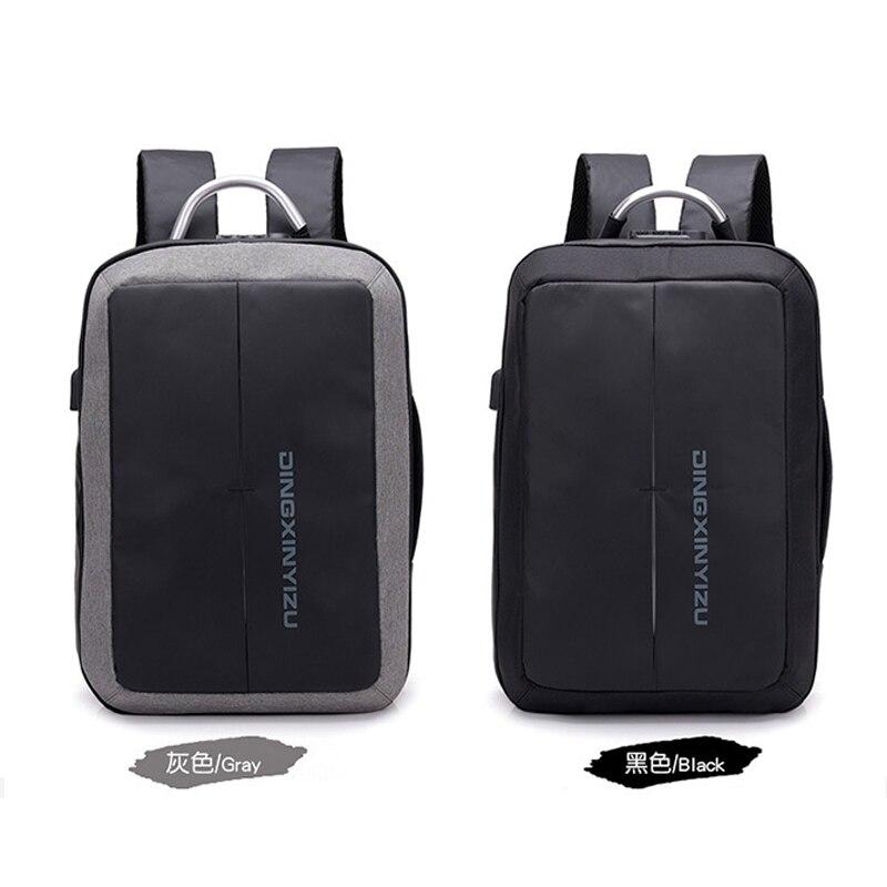 Oxford homens mochila bagpack Mochila de carregamento