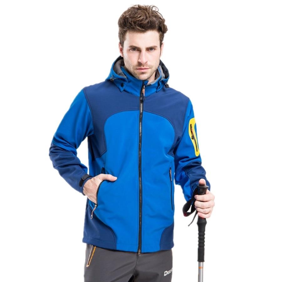 201 Famous Brand Quality Jacket Men Waterproof Windproof ...