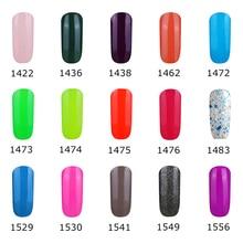 Saviland 15ml Colors UV Gel Soak off Nail Polish, Big Volume, about 60g/pcs