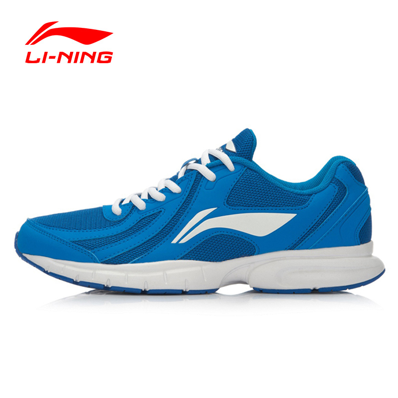 Li-Ning Men Running Shoes Light Weight Breathable Skid Resistance Sneakers Cushion LiNing Sport Shoes ARBL037 XYP313 li ning classic womens running shoes lining light woman s sneakers footwear breathable gym sports shoe chaussure femme sport