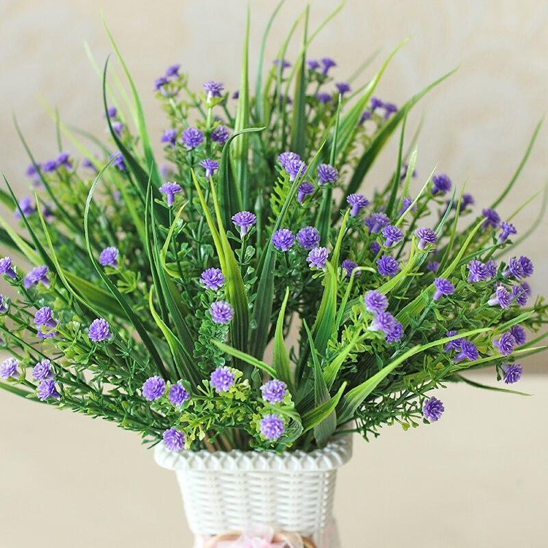 5 kahvli / tükkide kaunistamiseks Pulmad dekoratiivsed lilled - Pühad ja peod - Foto 2