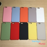 High Quality Silicone Case For IPhone 5 5s Se 6 6s Cover Retail Packing Free Shipping