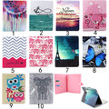 Unique Design PU leather wallet soft TPU case cover For Samsung Galaxy Tab 4 10.1 inch T530 tablet cover colorful + stylus