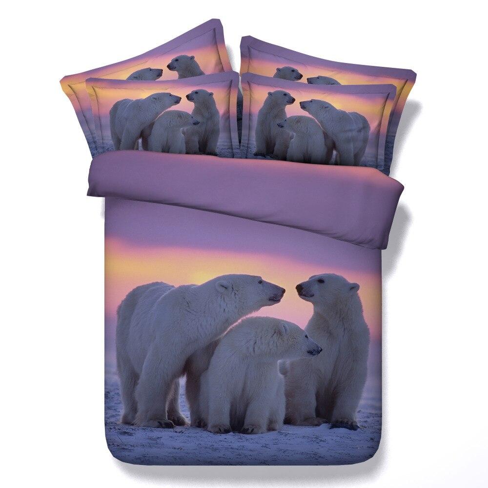 Polar Bear Twin Bedding