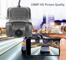 Hidden high clear WIFI Car DVR Camera HD 1080P With G-sensor/Parking Monitoring