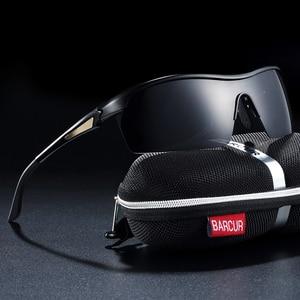 BARCUR Sports Eyewear Aluminiu