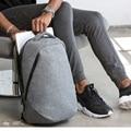 "2017 tigernu marca urbana fresca hombres mochila ligera delgada minimalista mujeres de la moda mochila 14 ""-17"" Laptop Mochila para niñas"