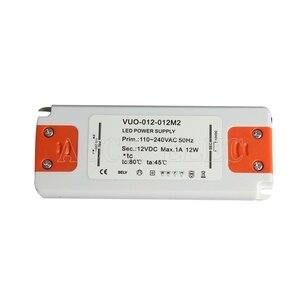 Image 3 - 12 Volt di Alimentazione 12 V LED Driver 20W 30W 40W 50W 60W AC 110V 220V a 12 V DC Illuminazione Trasformatore Adattatore per la Striscia del LED CCTV