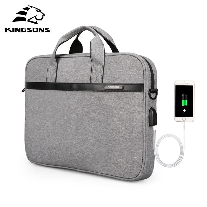 Kingsons Waterproof High-Quality Business Travel Laptop bag